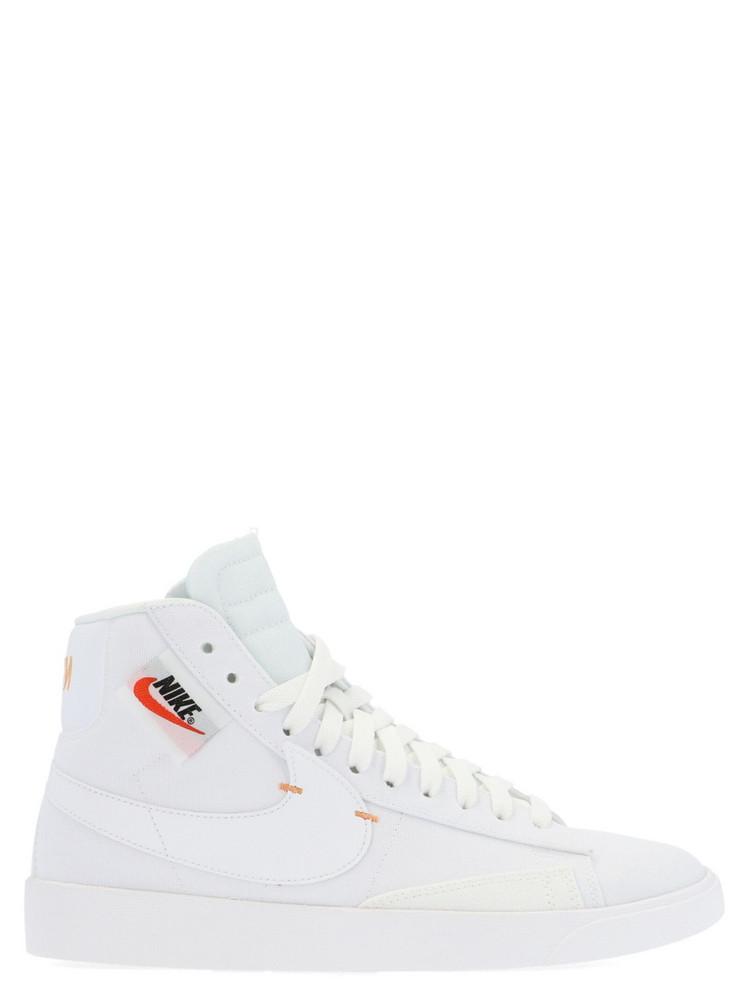 Nike 'w Blazer Mid Rebel' Shoes in white