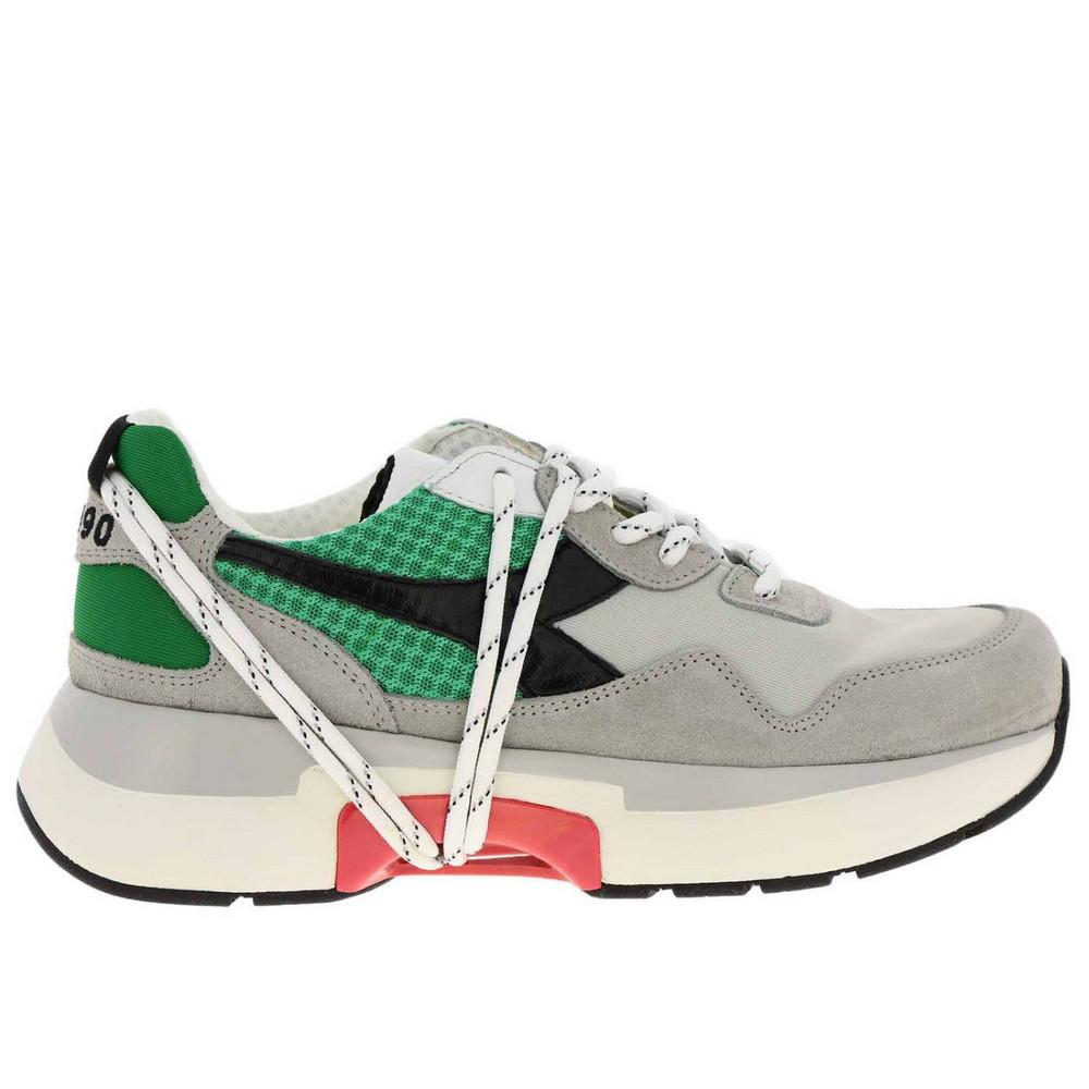 Diadora Heritage Sneakers Shoes Women Diadora Heritage in green