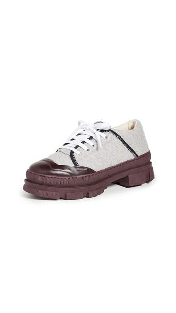 GANNI Hybrid Sneakers in grey