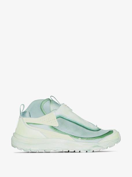 Boris Bidjan Saberi X Salomon S/Lab Green Bamba 2 sneakers