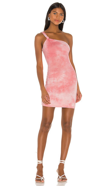 Privacy Please Surfside Mini Dress in Pink