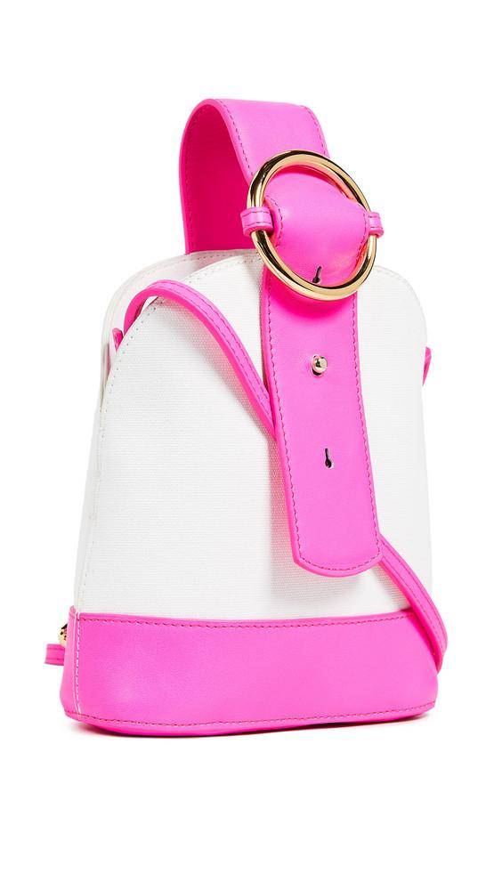 Parisa Wang Addicted Bracelet Bag in pink