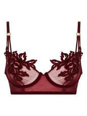 underwear,burgundy,lingerie,bra,velvet