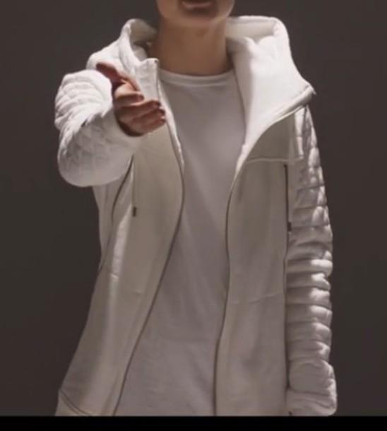 coat white jacket