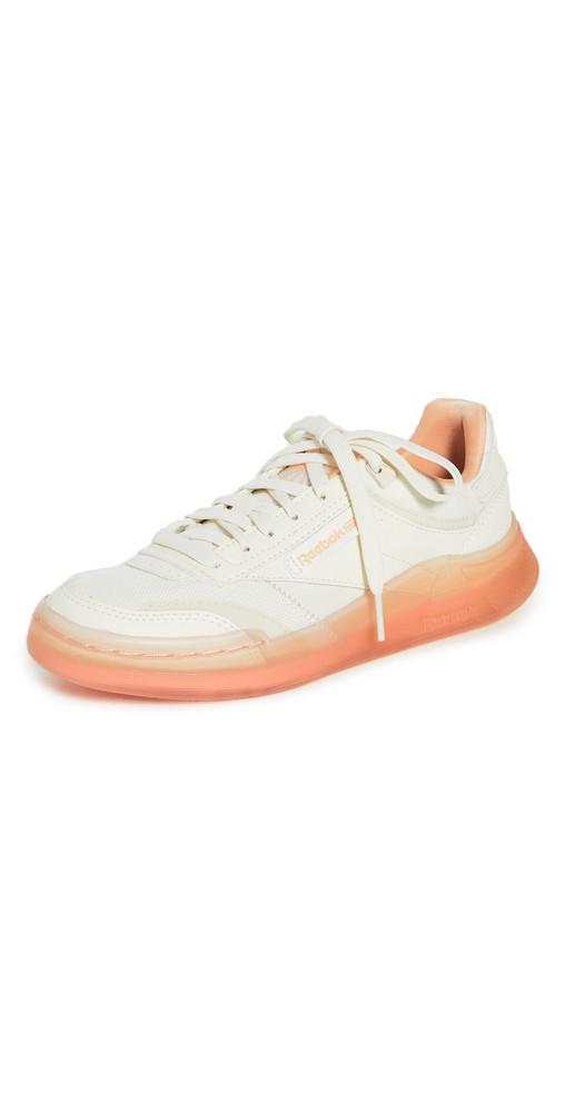 Reebok Club Classic Legacy Sneakers in coral