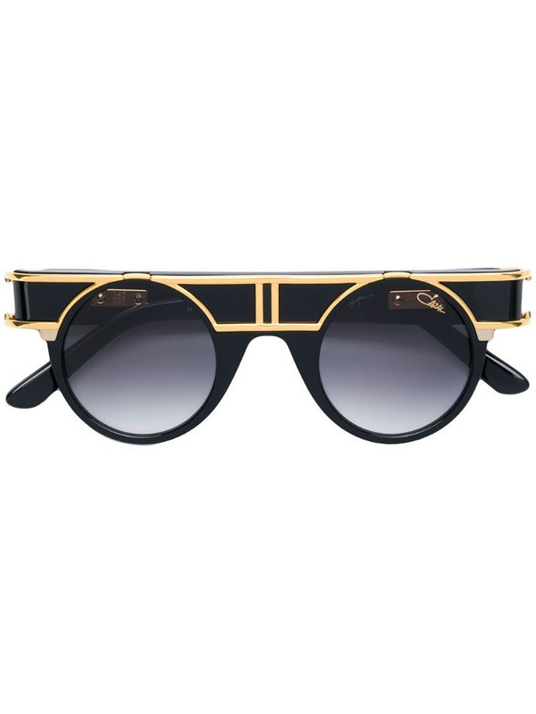 Cazal Limited Edition vintage 002 sunglasses in black