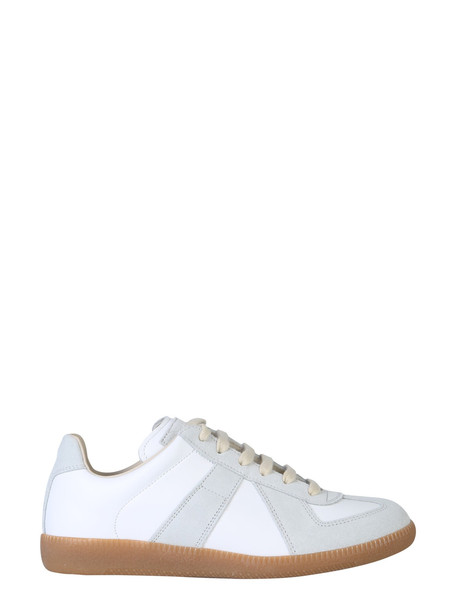 Maison Margiela Replica Sneaker in bianco