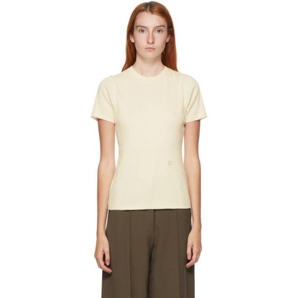 Nanushka Off-White Guy T-Shirt