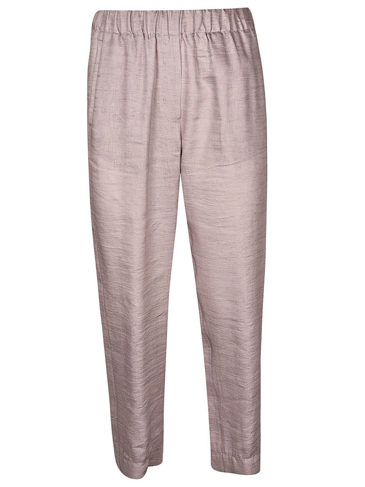 Forte Forte Cropped Trousers in grey