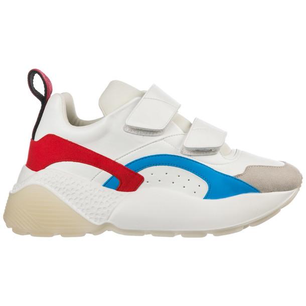 Stella McCartney Women's Shoes Trainers Sneakers Eclypse in bianco