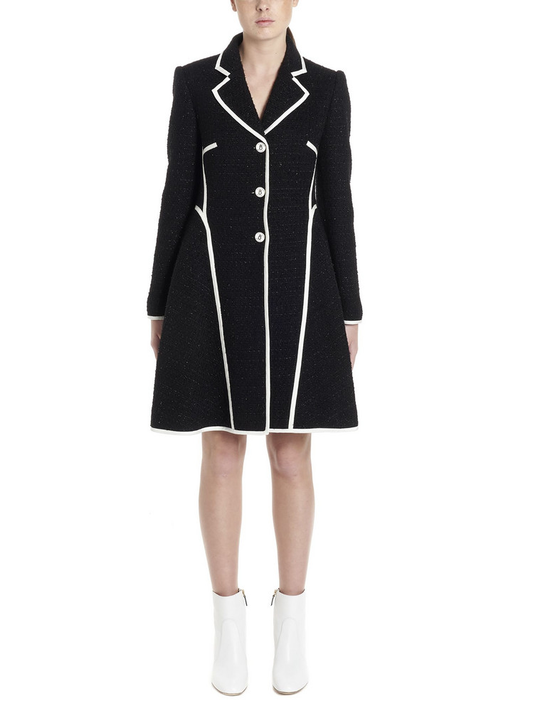 Boutique Moschino Coat in black