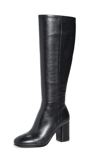 Diane von Furstenberg Reece Tall Boots in black
