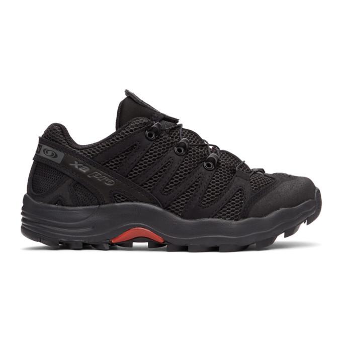 Salomon Multicolor XA-Pro Sneakers in red