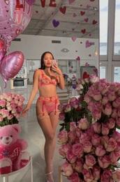 underwear,pink