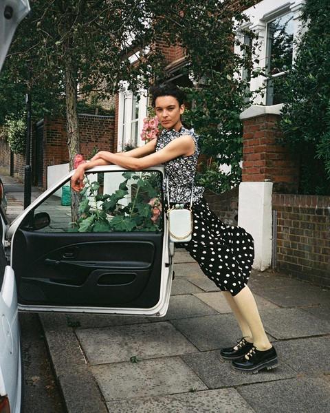 skirt top bag