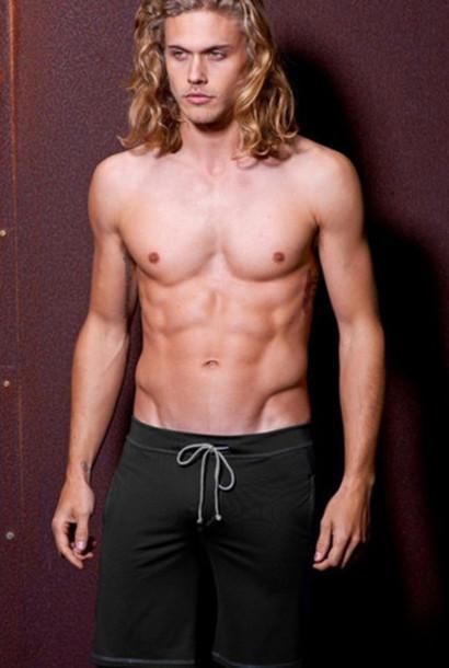 shorts sauvage designer black workout shorts sauvage activewear mens bikiniluxe