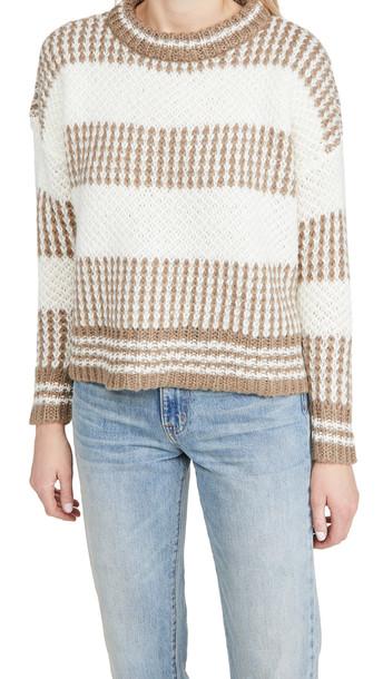 MINKPINK Highlands Knit Sweater in multi