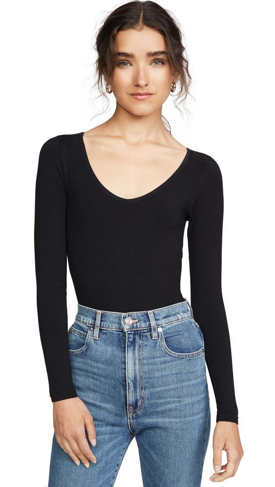 Yummie Aaliyah Bodysuit in black
