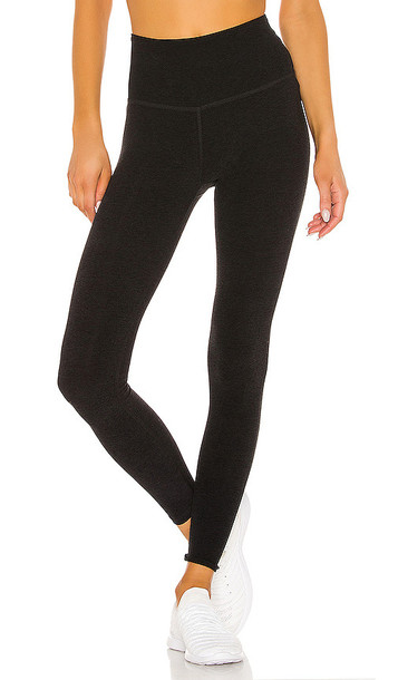 Beyond Yoga Take Me Higher Legging in Black