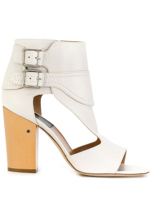 Laurence Dacade Rush sandals in white