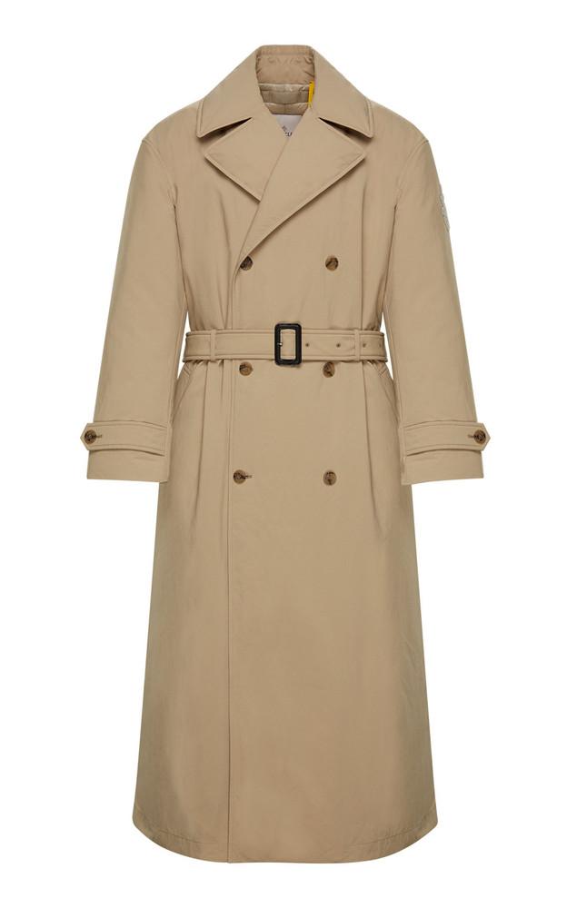 Moncler Genius 1 Moncler JW Anderson Montacute Trench Coat in neutral
