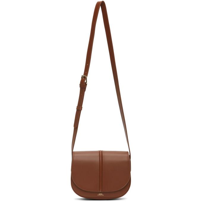 A.P.C. A.P.C. Brown Betty Bag