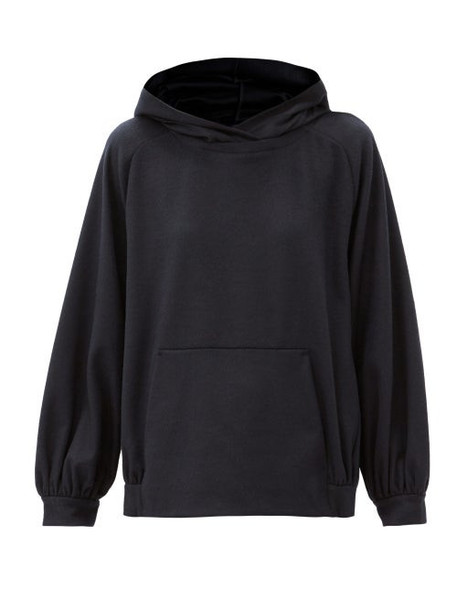 Max Mara Leisure - Papy Hooded Sweatshirt - Womens - Navy