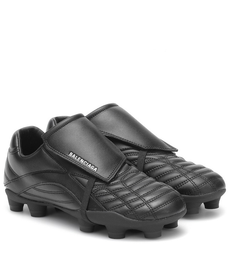 Balenciaga Soccer sneakers in black