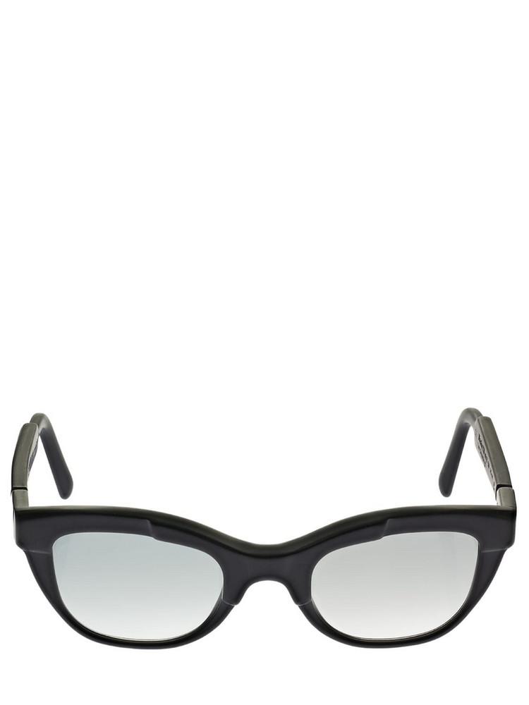 KUBORAUM BERLIN K20 Cat-eye Acetate Sunglasses in black