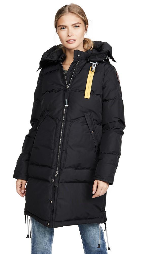Parajumpers Long Bear Base Jacket in black