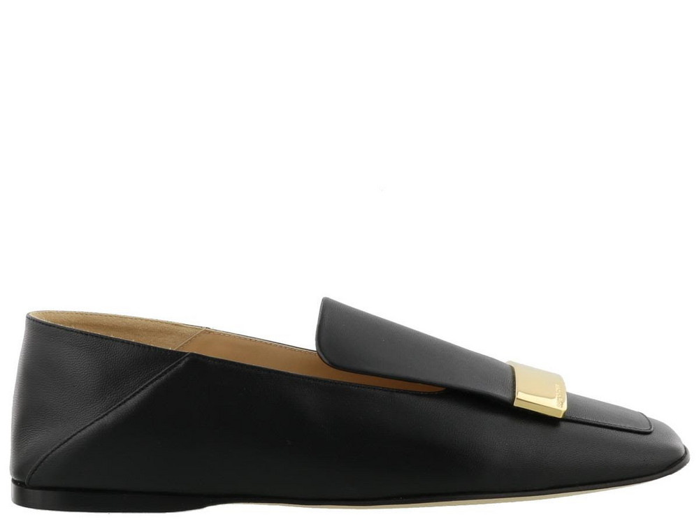 Sergio Rossi Sr1 Loafers in black