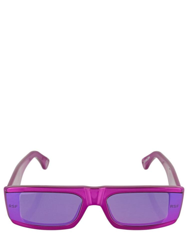 RETROSUPERFUTURE Issimo Chrome Fuchsia Acetate Sunglasses