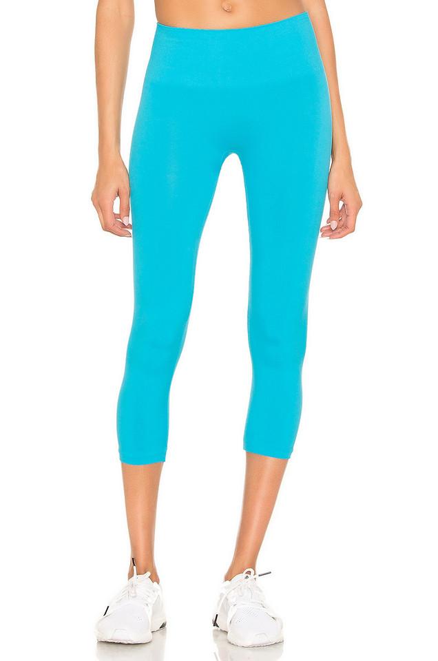 TLA by Morgan Stewart x REVOLVE Classic Capri Legging in blue