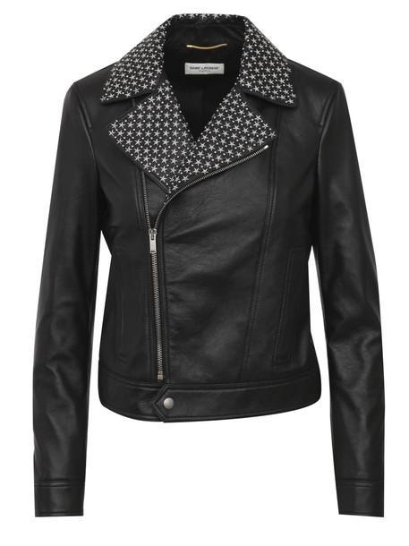 Saint Laurent Jacket in black