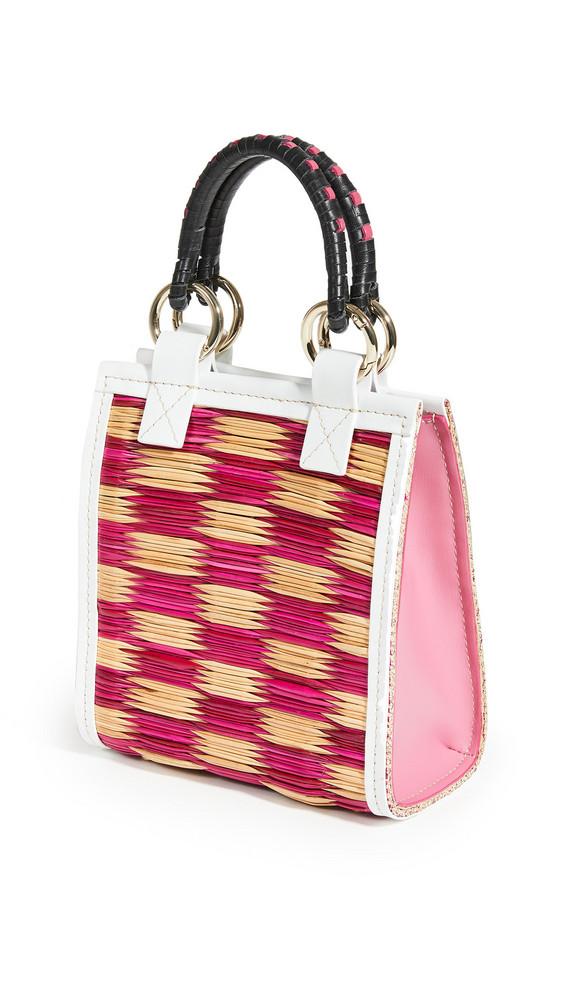 Heimat Atlantica New G Bag in black / pink