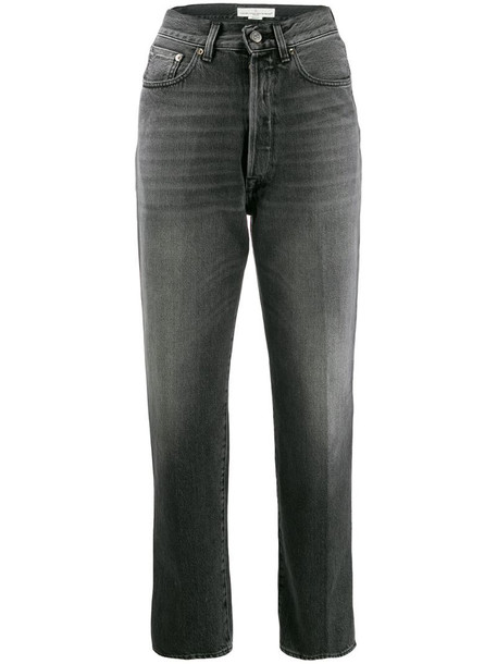 Golden Goose high waisted jeans in grey