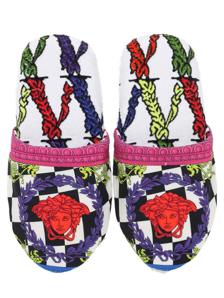 VERSACE Virtus Slippers