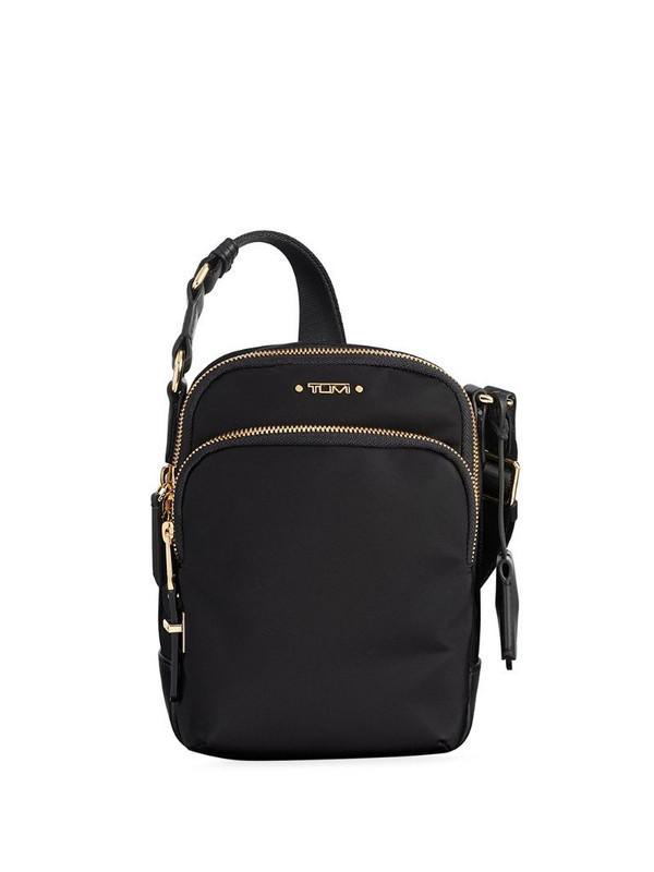 Tumi Ruma crossbody bag in black