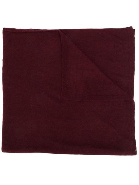 Joseph cashmere scarf in brown