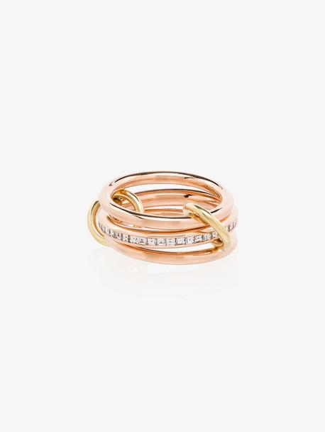 Spinelli Kilcollin 18K gold Rene ring