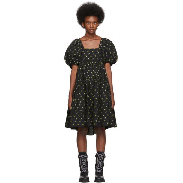 Cecilie Bahnsen Black Ronja Dress