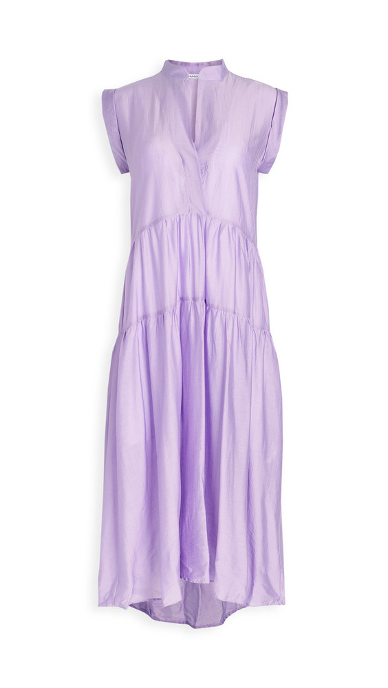 ei8htdreams Sheer Kate Dress in lavender