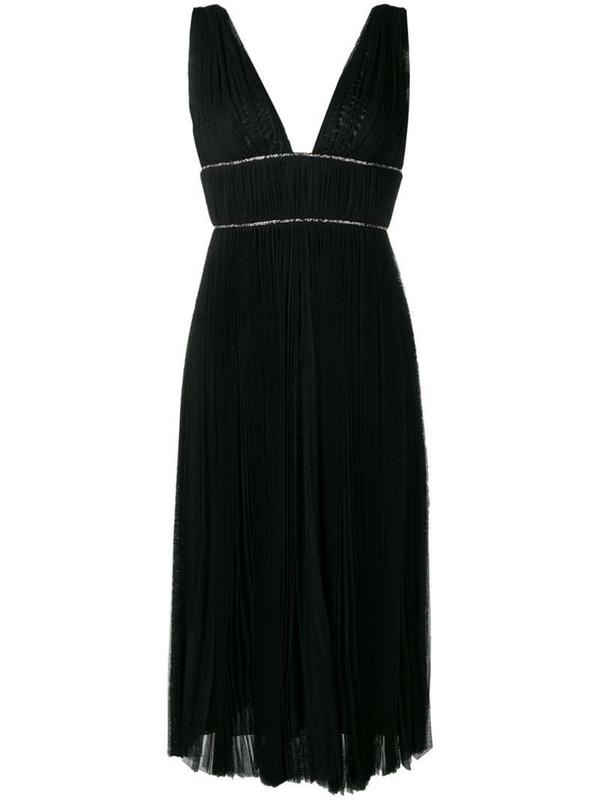 Maria Lucia Hohan Kylie dress in black