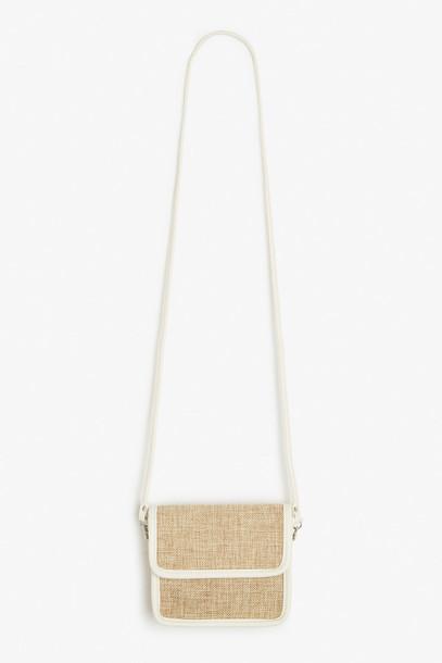 bag raffia mini bag crossbody bag