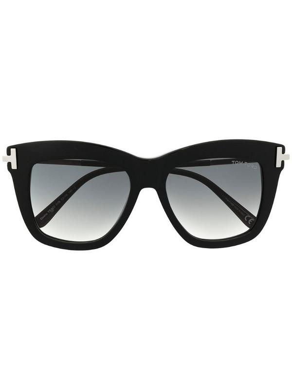 Tom Ford Eyewear Dasha FT0822 sunglasses in black