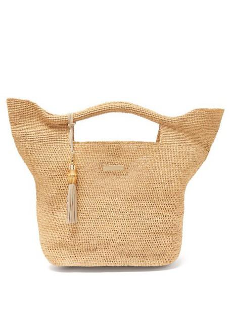Heidi Klein - Grace Bay Large Basket Bag - Womens - Beige