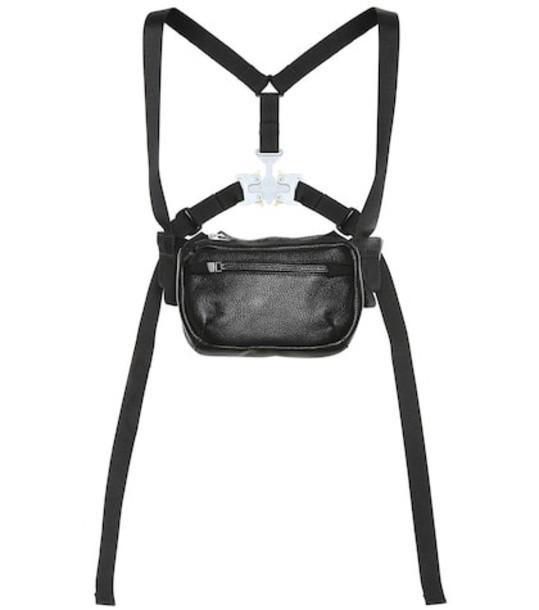 1017 ALYX 9SM Harness belt bag in black