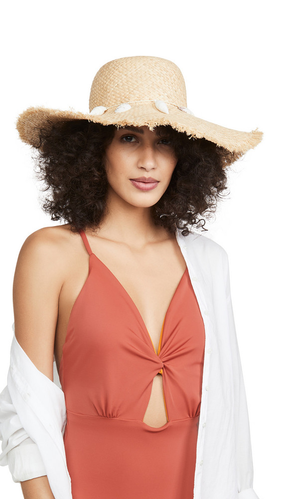 Hat Attack Beachcomber Sunhat in natural