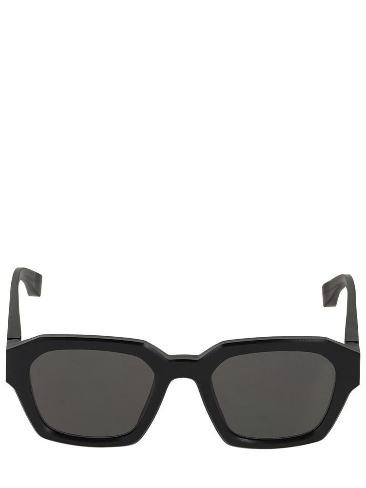 MYKITA Mmraw019 Margiela Acetate Sunglasses in black / grey