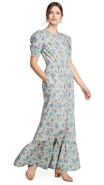 BAUM UND PFERDGARTEN Aerin Dress in coral / pink